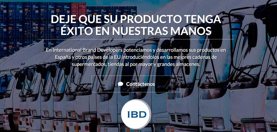 página web IBD