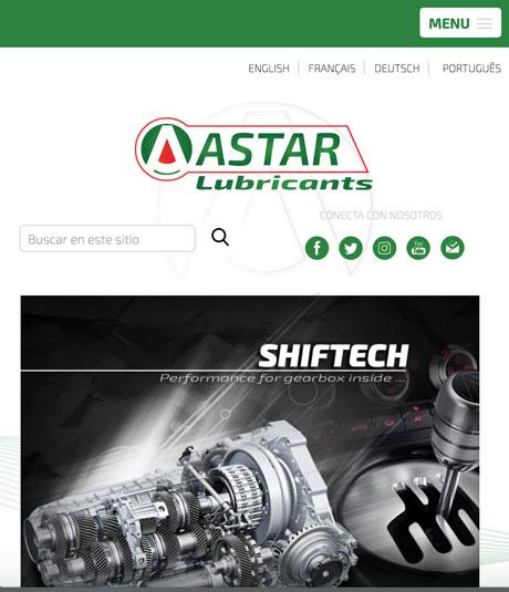Astar proyecto diseño y programación web Javier Archeni