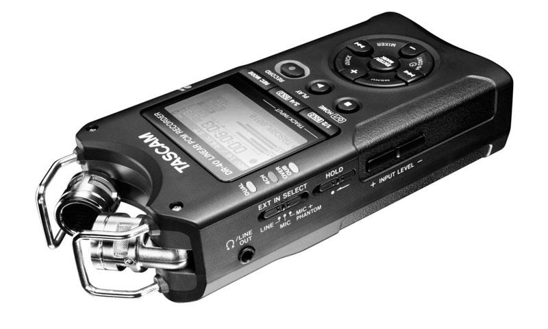 Grabadora Tascam DR-40