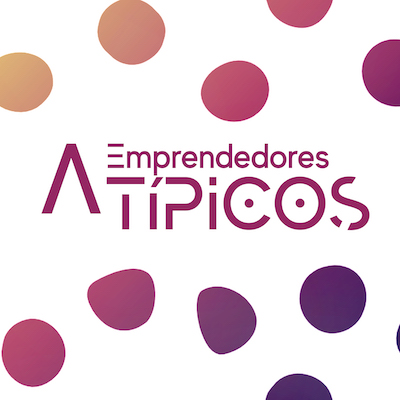 Carátula del podcast Emprendedores Atípicos